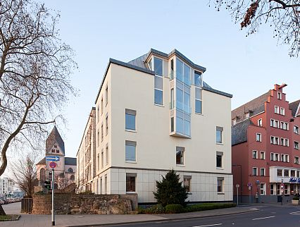 FGSV's head office in the heart of Cologne's old quarter